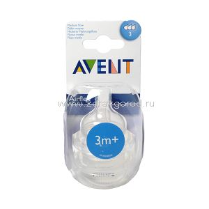 Avent Philips арт.82830 SCF633/27 соска  средн. поток N2 Philips Electronics UK Ltd Guildford Surrey Philips Consumer Lifestyle СОЕДИНЕННОЕ КОРОЛЕВСТВО