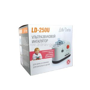 Little Doctor LD-250 U ингалятор ультразвуков. N1 Little Doctor International СИНГАПУР