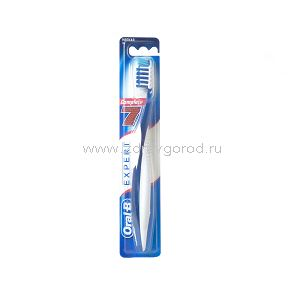 Oral-B 3-effect Maxi Clean Medium 40 щетка зубн. средн. N1 Acumen Houseware Ind. Co. Ltd. Наканиши Инс КИТАЙ