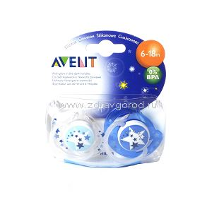 Avent Philips арт.86460(SCF176/22) соска пустыш. силикон. ночная с 6 до18 мес. N2 Philips Electronics UK Ltd Guildford Surrey Philips Consumer Lifestyle СОЕДИНЕННОЕ КОРОЛЕВСТВО
