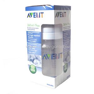 Avent Philips арт 86050/SCF683/17 бутылочка д/кормления 260 мл N1 Philips Electronics UK Ltd Guildford Surrey Philips Consumer Lifestyle СОЕДИНЕННОЕ КОРОЛЕВСТВО