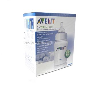 Avent Philips арт.86060(SCF683/27) бутылочка д/кормл. 260 мл N2 Philips Electronics UK Ltd Guildford Surrey Philips Consumer Lifestyle СОЕДИНЕННОЕ КОРОЛЕВСТВО