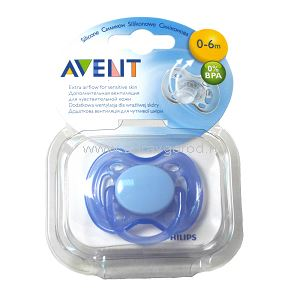 Avent Philips FREE FLOW арт 86370(SCF178/13) соска пустыш. силикон. с 0 до 6 мес. N1 Philips Electronics UK Ltd Guildford Surrey Philips Consumer Lifestyle СОЕДИНЕННОЕ КОРОЛЕВСТВО