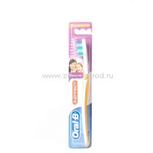 Oral-B 1-2-3 Классик щетка зубн. 40 N1 Rialto Enterprises Pvt. Ltd. Наканиши Инс ИНДИЯ